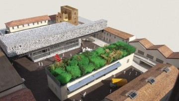 Rem Koolhaas per il nuovo museo Prada