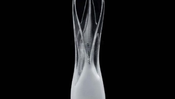 I cristalli 'd'autore' di Zaha Hadid
