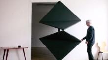 La porta come un 'origami'
