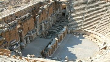 Architetti e Archeologi italiani per i monumenti turchi