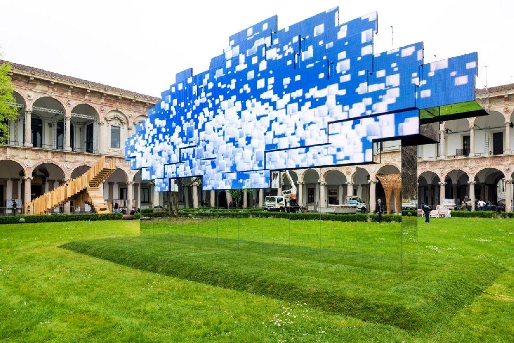 Interni alla Statale di Milano  Architetto.info