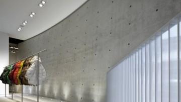 Tadao Ando rifa' il look a Duvetica