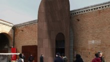 L'archimbuto di De Castelli alla Biennale