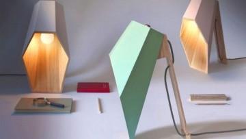 La luce del legno: 'Woodspot'