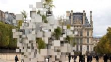 Sou Fujimoto e 'tanti piccoli cubi' a Parigi