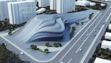 L'Opera House di Smirne