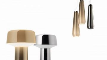 Glass drop, una goccia di metallo (e luce)