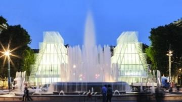 Expo Gate selezionata per il Mies van der Rohe Award 2015