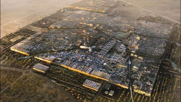 Masdar City: città a emissioni zero