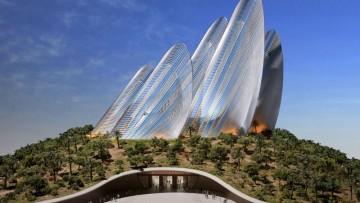 Al via la costruzione dello Zayed National Museum