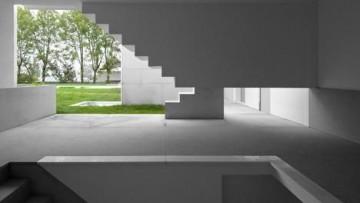 Alvaro Siza jr. porta a termine una casa-atelier a Oporto