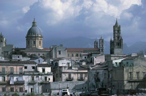 Riqualificazione urbana per il centro storico di palermo - Architetto palermo ...