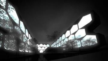 A101: la stecca residenziale dal modulo esagonale