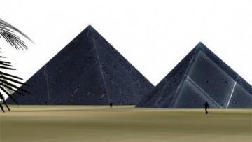 Le nuove piramidi solari