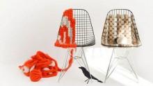 La sedia (a maglia) di Eames