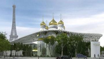 Un baldacchino ortodosso per Parigi