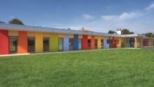 La scuola primaria 'Garibaldi' a Soliera (Mo)