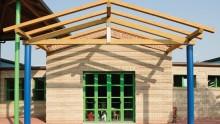 Edilizia scolastica: la Scuola materna a Pozzuolo Martesana (Mi)