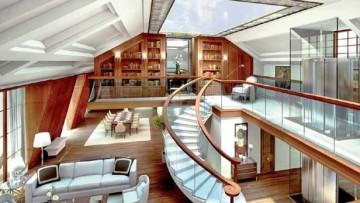 The Glebe: 6 appartamenti da sogno firmati Norman Foster