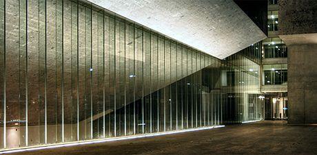 Nuova sede bocconi miglior edificio dell 39 anno al world for Sede bocconi milano