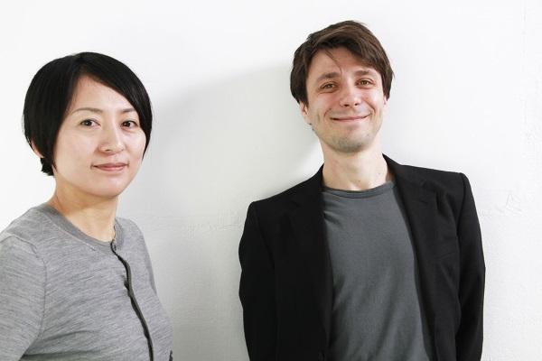 Hiroko Kusunoki e Nicolas Moreau  - © Moreau Kusunoki Architectes