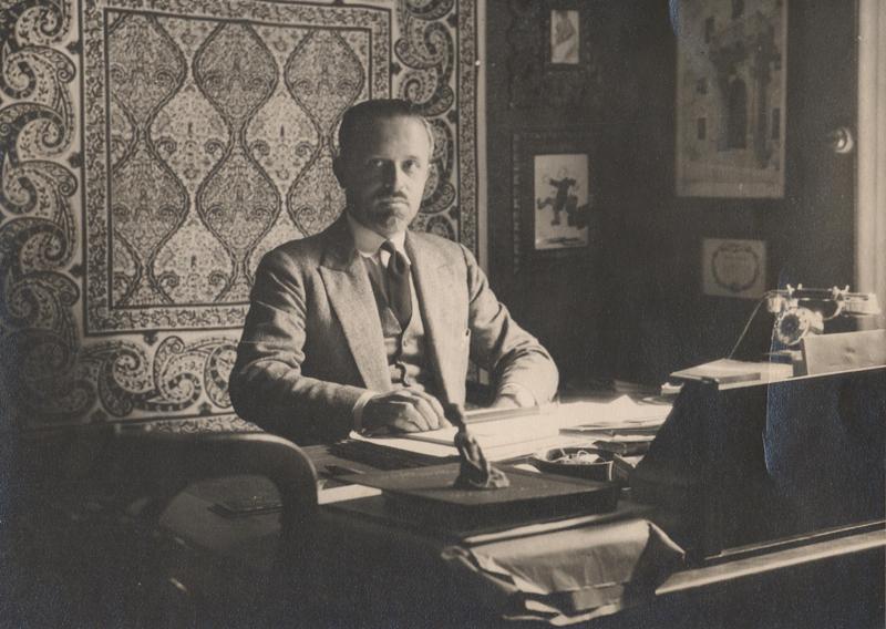 Piero Portaluppi (foto: Fondazione Piero Portaluppi)