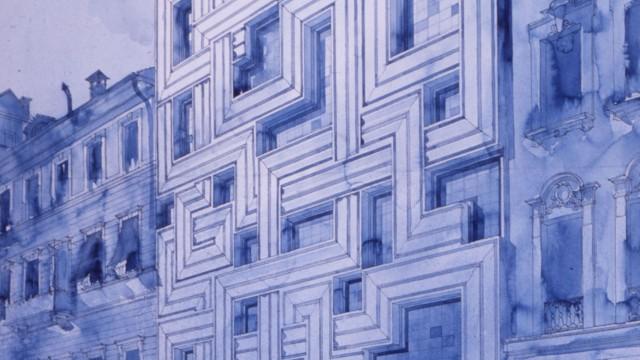 Piero portaluppi 39 architettura spettacolo 39 apre la mostra - Architetto a milano ...