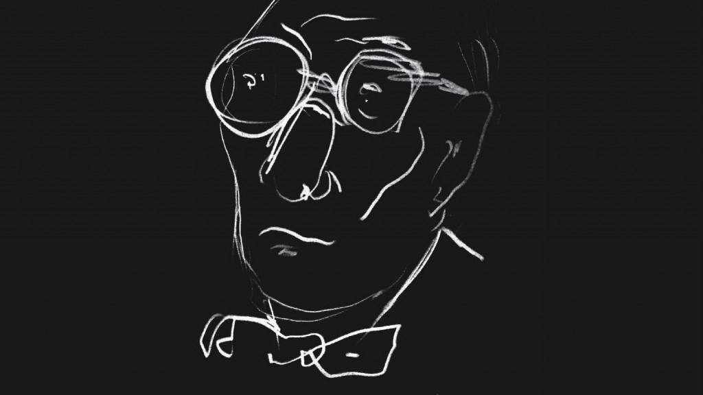 Ritratto di Le Corbusier (fonte: Polimi)