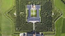 Apre il Labirinto della Masone a Parma, interamente in bambu'