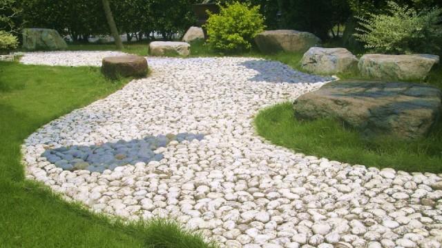 Progettare giardini e terrazze le pavimentazioni in - Viali da giardino ...