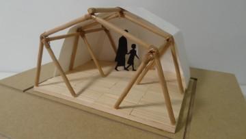 Alla Triennale di Milano in mostra i modelli dei grandi architetti giapponesi