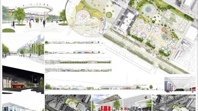 Concorso mirafiori otto progetti per le aree ex fiat a - Tavola valdese progetti approvati 2015 ...