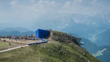 Il Messner Mountain Museum Corones è stato inaugurato