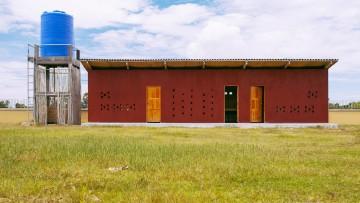 Premio architettura sostenibile 2015: la scuola di Architetti senza Frontiere