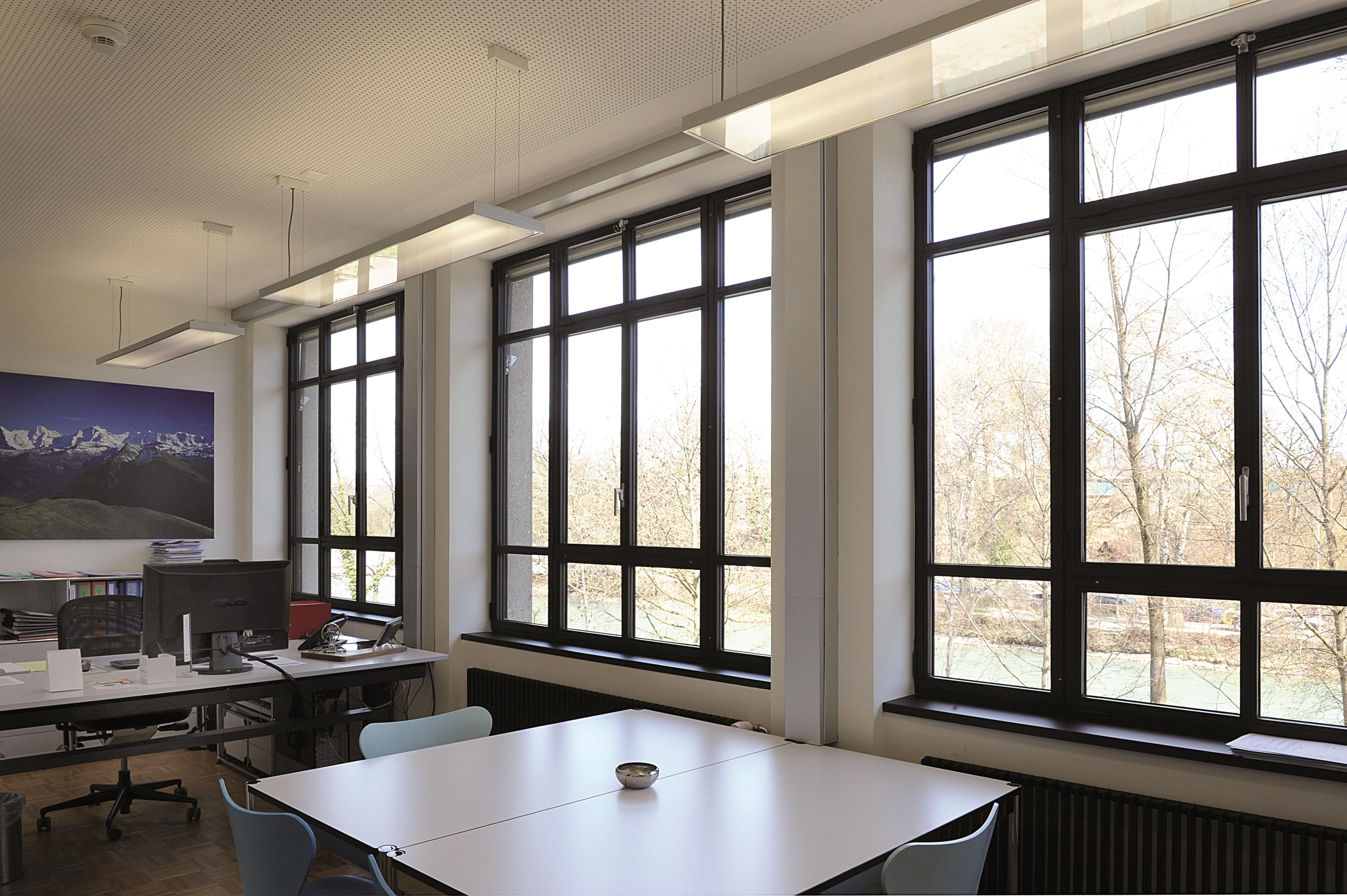 Sistemi in acciaio per finestre facciate e coperture - Finestre in acciaio ...