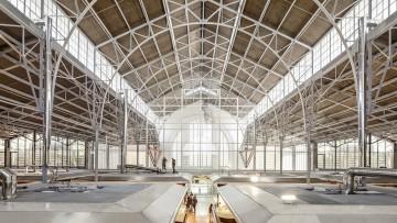 Il restauro del mercato del Ninot a Barcellona ad opera di Mateo Arquitectura