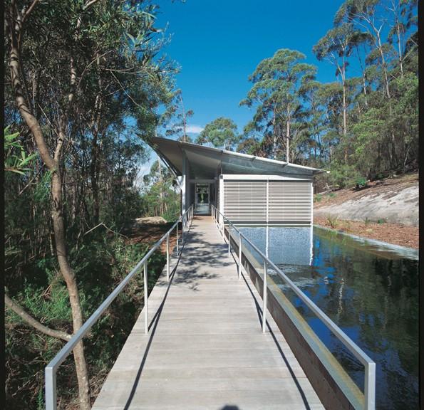 Simpson-Lee House, Glenn Murcutt (1988-93)