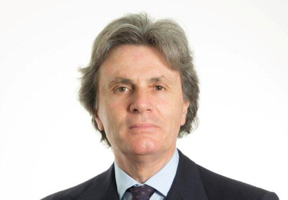 L'architetto Luigi Di Carlantonio, presidente Andil
