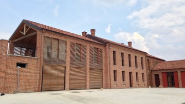 Architettura del vino: Casa Durando nel Basso Monferrato