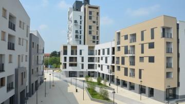 Figino Borgo Sostenibile, il più grande social housing di Milano