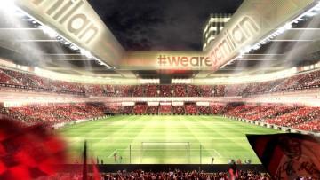 Fiera Milano sceglie il nuovo stadio del Milan per il Portello