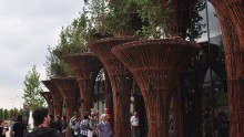 Le architetture temporanee di Expo Milano 2015 in gara