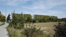 Verde in architettura: la facciata vegetale della sede della Swiss Re