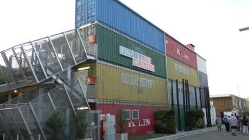 La container architecture a Expo Milano 2015: il nostro reportage
