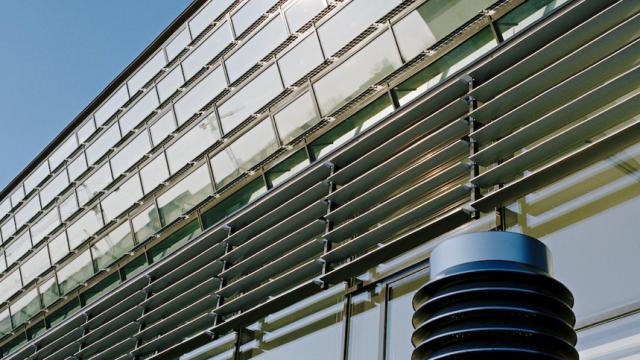 L'involucro edilizio attivo per il controllo energetico dell'edificio