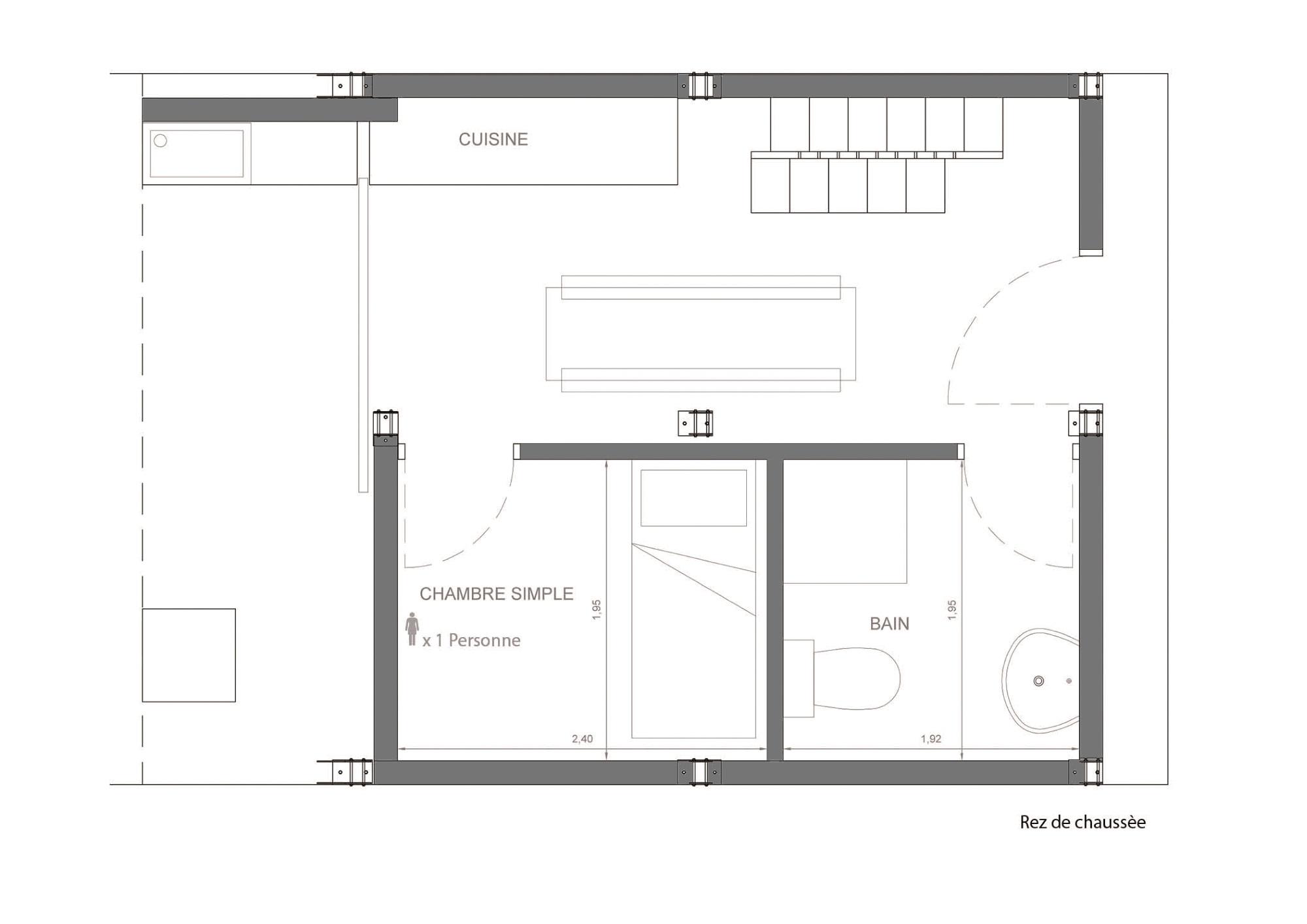 planimetria casa 2