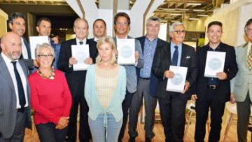 Al Cersaie 2015 la 2a edizione di Adi Ceramics Design Award