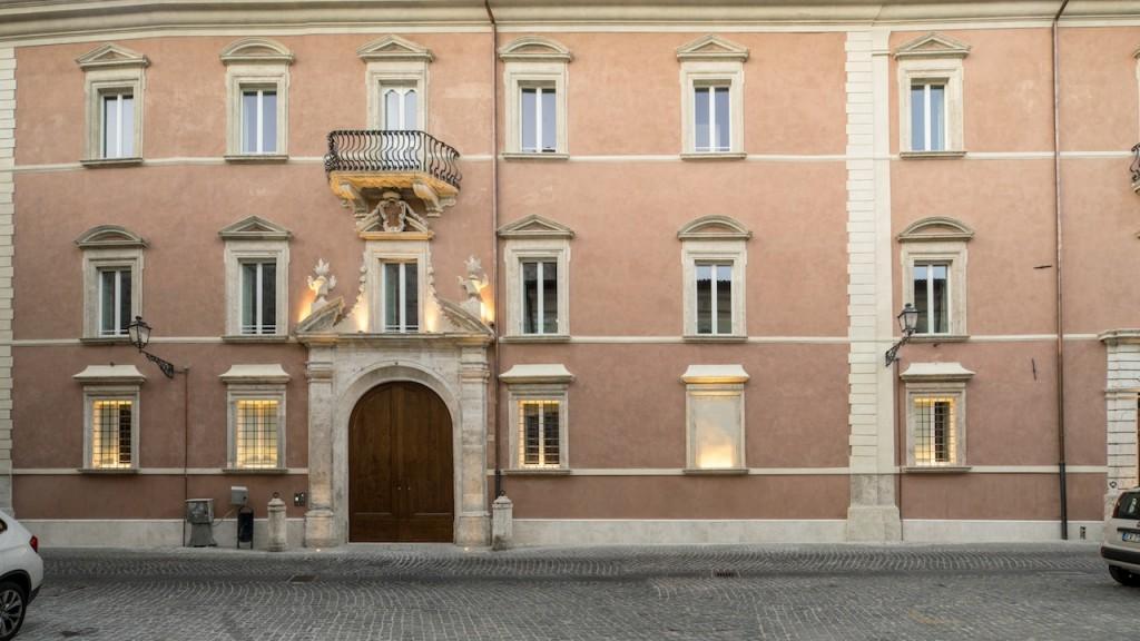 Palazzo Sgariglia ©Pierluigi Giorgi