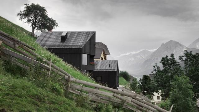 Pedevilla  Architect: La Pedevilla Pliscia