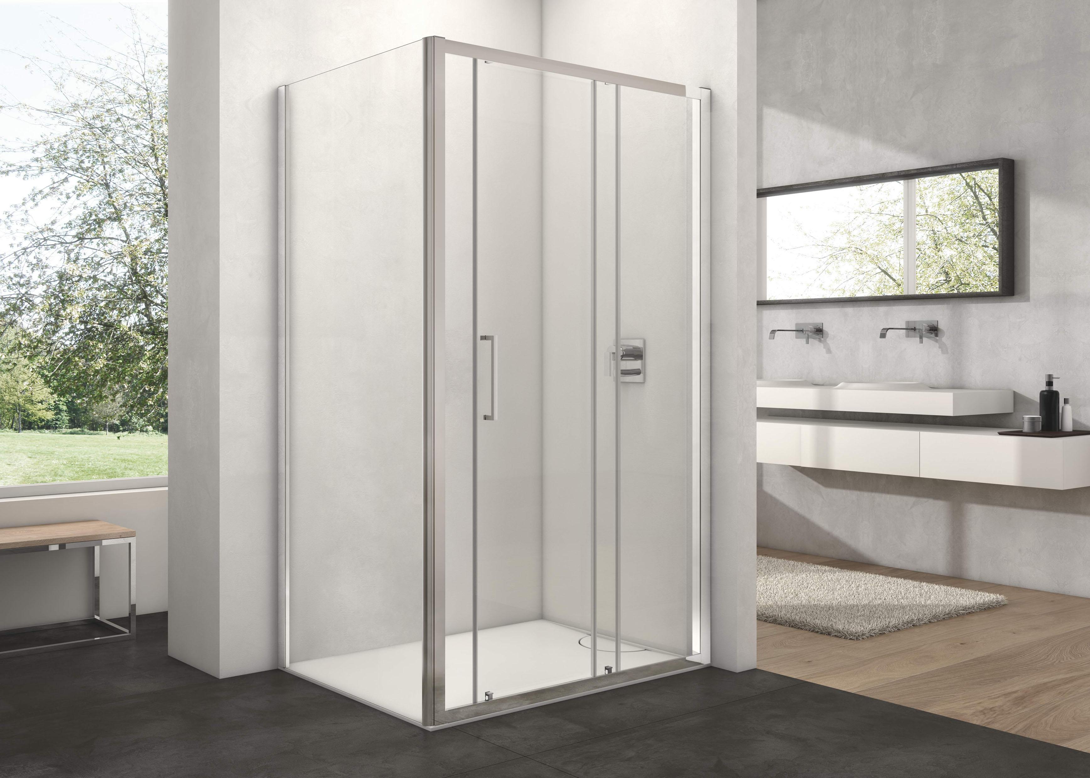 Cersaie 2015 provex presenta il nuovo box doccia new arco - Il box doccia ...